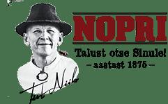 Nopri Talumeierei Logo