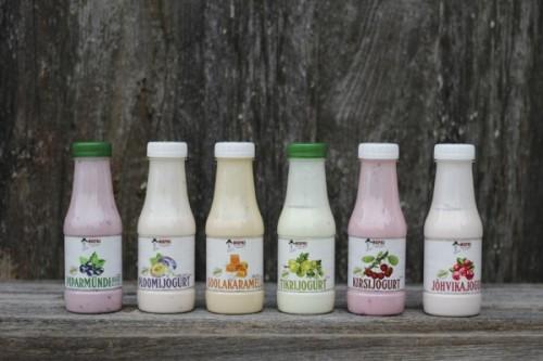 Jogurtid ja smuutid