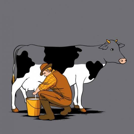 lehma-lüpsmine